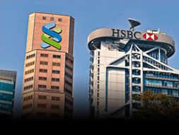 香港各大银行最低存款及免管理费新政!